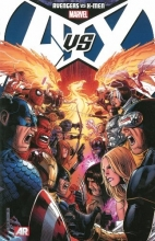 Bendis, Brian Michael Avengers Vs. X-Men