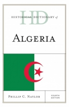 Phillip C. Naylor Historical Dictionary of Algeria