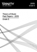 Trinity College London Theory of Music Past Paper (2015) Grade 5