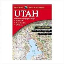 Utah Atlas & Gazetteer