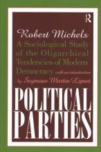 Michels, Robert Political Parties