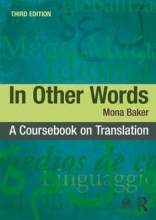 Mona Baker In Other Words