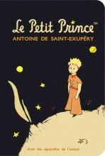 Le Petit Prince Stitch Stitch Pocket Blank Notebook
