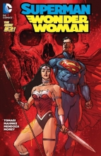 Tomasi, Peter J. SupermanWonder Woman 3