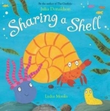 Donaldson, Julia Sharing a Shell