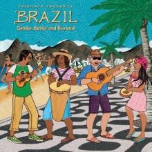 , Putumayo presents- Brazil : samba, bossa and beyond