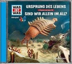 Baur, Manfred WAS IST WAS Hörspiel-CD: Ursprung des LebensSind wir allein im All?