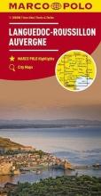 , Marco Polo Languedoc-Roussilon, Auvergne 1:300.000
