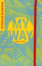 My Way Marco Polo Travel Journal Jungle Cover