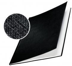 , Inbindomslag Leitz 10.5mm harde kaft zwart