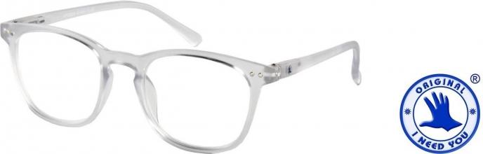 , Leesbril I Need You Frozen +2.50 dpt kristal