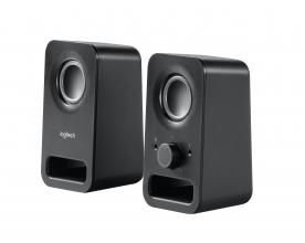, Speakerset Logitech Z150 6W zwart