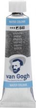 , Talens van gogh aquarelverf tube 10 ml grafiet 840