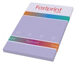 , Kopieerpapier Fastprint A4 80gr lila 100vel