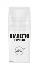 , Melkpoeder Biaretto topping voor automaten 750gram