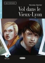 Gerrier, Nicolas Vol Dans Le Vieux Lyon - Book & CD