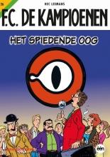 Hec  Leemans F.C. De Kampioenen Het spiedende oog 26