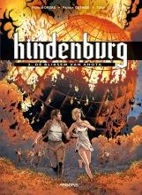 Tieko , Patrice  Ordas , Hindenburg Hc03