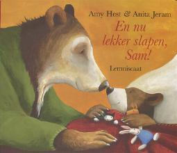 Amy  Hest En nu lekker slapen, Sam Kartonboekje