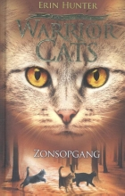 Erin  Hunter Warrior cats - De macht van drie -Zonsopgang  deel 6