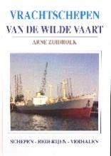 Arne  Zuidhoek Vrachtschepen van de Wilde Vaart