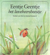 E. van Dort Eentje Geentje het lieveheersbeestje
