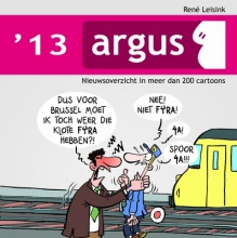 René  Leisink Argus 2013