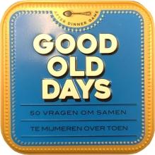 , After dinner games - Good old days