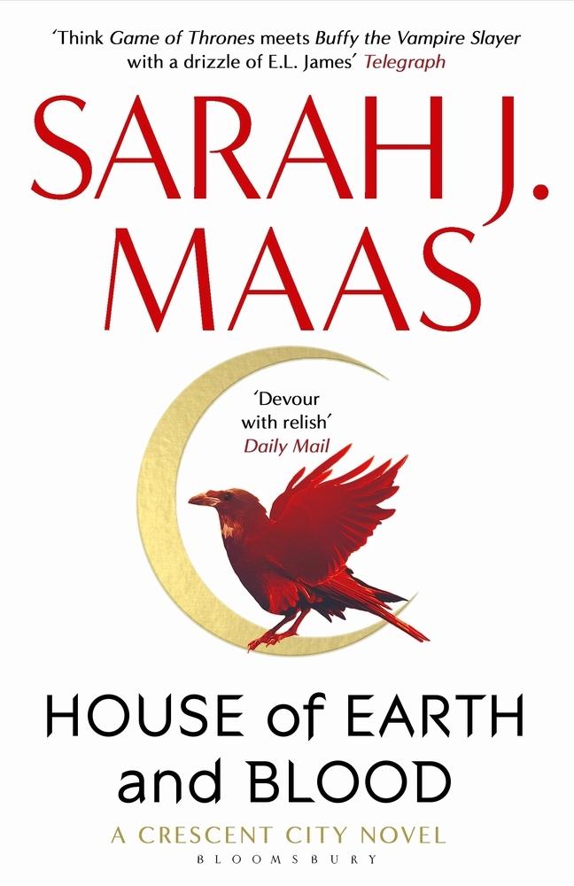 Sarah J. Maas,House of Earth and Blood
