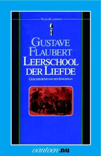 Gustave Flaubert,Leerschool der liefde