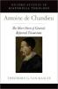 Theodore Van Raalte, Antoine de Chandieu