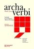 , Archa Verbi, Volume 14/2017