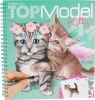 ,<b>Topmodel create your kitty colouring</b>