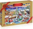 ,<b>Driving home for christmas - marcello corti - gibsons puzzel 1000</b>