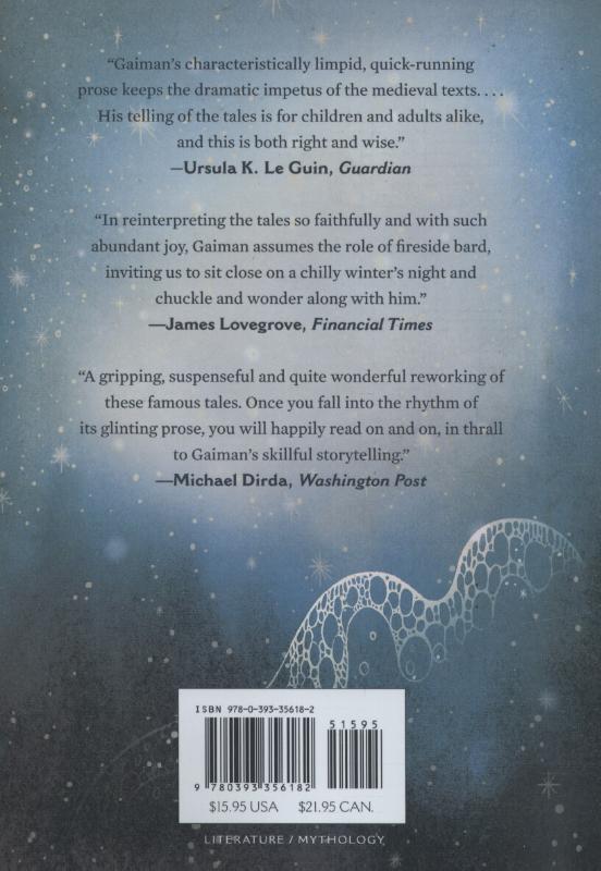 Gaiman, Neil,Norse Mythology