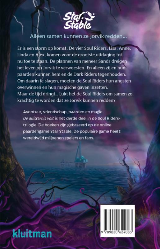 Helena Dahlgren,Soul Riders 3 De duisternis valt