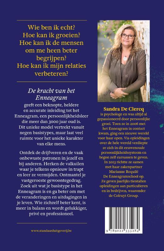 Sandra De Clercq,De kracht van het enneagram