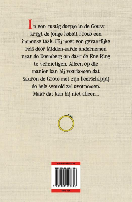 J.R.R. Tolkien,In de ban van de ring