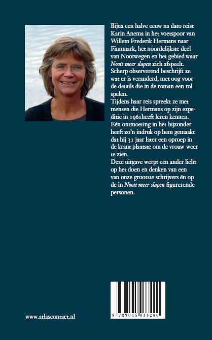 Karin Anema,De Noorse liefde van W.F. Hermans