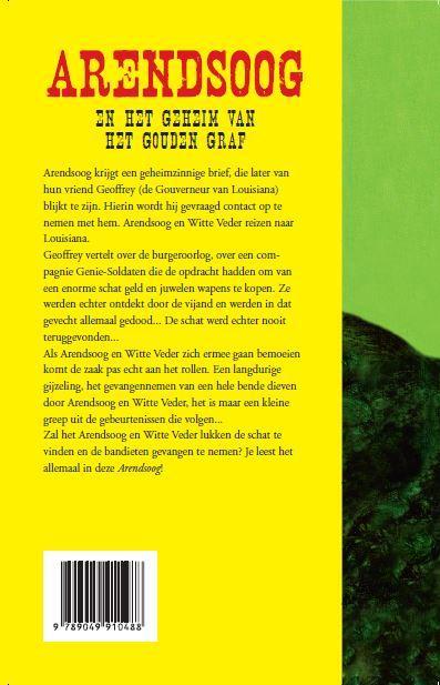 Paul Nowee,Arendsoog en het geheim van het gouden graf