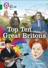 Collins UK Collins Big Cat - The Top Ten Britons