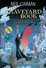 Gaiman, Neil The Graveyard Book