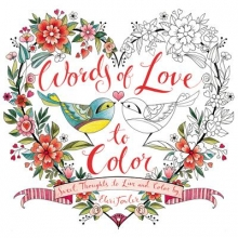 Fowler, Eleri Words of Love to Color