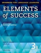 Elements of Success 3: Split Edition Student Book B with essential Online Practice