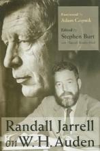 Burt, Stephen Randall Jarrell on W.H. Auden