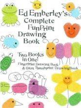Emberley, Ed Ed Emberley`s Complete Funprint Drawing Book