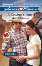 Thomas, Marin A Cowboy`s Duty