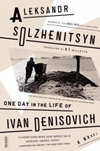 Solzhenitsyn, Aleksandr Isaevich One Day in the Life of Ivan Denisovich