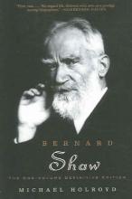 Holroyd, Michael Bernard Shaw