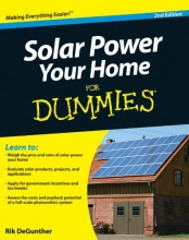 Degunther, Rik Solar Power Your Home for Dummies